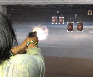 The Mrs. w/Springfield XD 9mm
